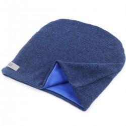 Vilnos kepurė Mėlyna 4d