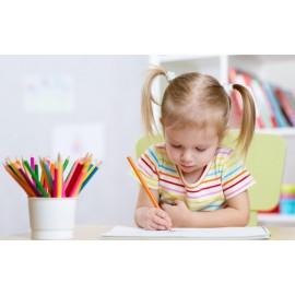 Magiškos spalvinimo knygelės   kūrybingi vaikai
